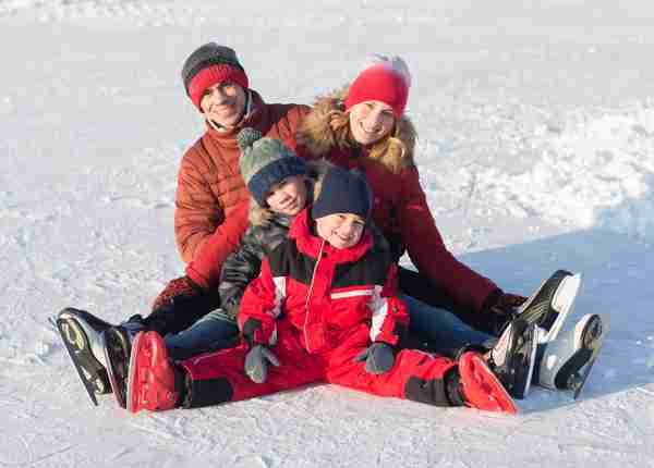 Термобелье для катания на коньках.