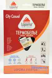 Фото коробки из-под женских лосин термобелья LOPOMA City Casual 2115